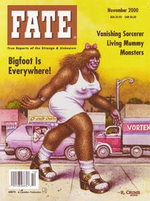 Fate Magazine: The Cryptozoologist / Bigfoot